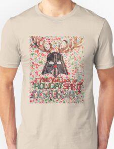 Christmas Star Wars Collage T-Shirt