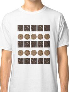 Cookie Monster (Cream) Classic T-Shirt