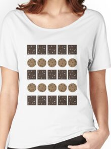 Cookie Monster (Cream) Women's Relaxed Fit T-Shirt