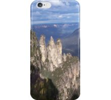 The 3 Sisters - Blue Mountains iPhone case iPhone Case/Skin