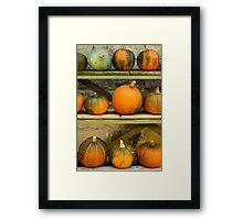 Harvest Display Framed Print