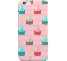 Patterned Cakes iPhone Case/Skin