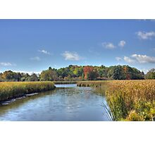 Lynde Shores Fall 2015 I  Photographic Print