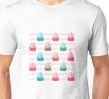 Patterned Cakes Unisex T-Shirt