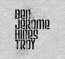 Ben Jerome Hines Troy / Gold Unisex T-Shirt