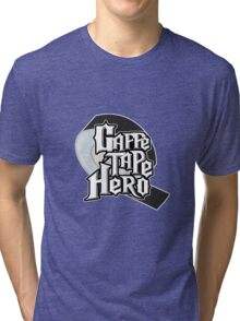 Gaffe Tape Hero Tri-blend T-Shirt