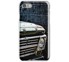In The Middle Of Nowhere iPhone Case iPhone Case/Skin