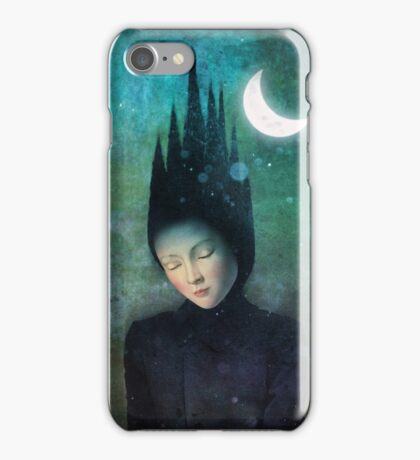 Moonlit Night iPhone Case/Skin