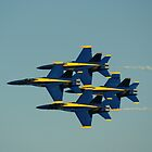 THE BLUE ANGELS by stratus1