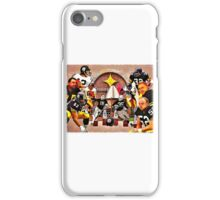 Pittsburgh Steelers Hall of Fame Offensive Legends iPhone Case/Skin