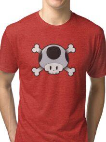 Toad Skull Tri-blend T-Shirt