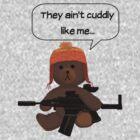Cuddly Jayne  by reddesilets