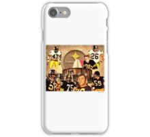 Pittsburgh Steelers Hall of Fame Defensive Legends iPhone Case/Skin