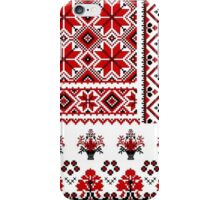 ~ Slavonic Patterns I ~ iPhone Case/Skin