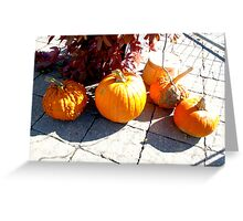 Happy  Thanksgiving Canada October 10, 2011 Greeting Card