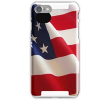 American Flag iPhone 4 Case iPhone Case/Skin