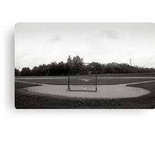 Baseball Net Canvas Print
