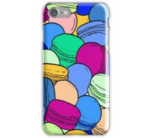 macarons III  iPhone Case/Skin