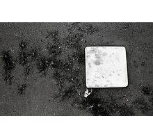 Base Grass Photographic Print