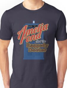 Amelia Pond and the Raggedy Doctor Unisex T-Shirt