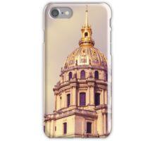 Eglise du Dôme iPhone Case/Skin
