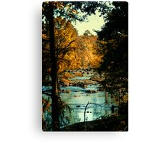"""framing by Mother Nature"" Canvas Print"