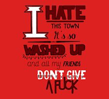 All Signs Point To Lauderdale - Red Unisex T-Shirt