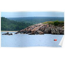 Neil's Harbour, Cape Breton, NS Poster