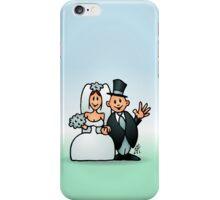Wonderfull wedding iPhone Case/Skin