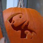 A pumpkin for Hallowe'en by russiannut