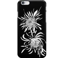 Chrysanthemums iPhone Case/Skin