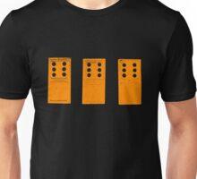 666 Dominos - Orange Unisex T-Shirt