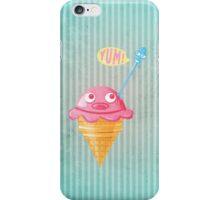 The Danger of Being Spooned iPhone Case/Skin