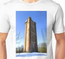 King Alfred's Tower, Stourton, Wiltshire, United Kingdom. Unisex T-Shirt