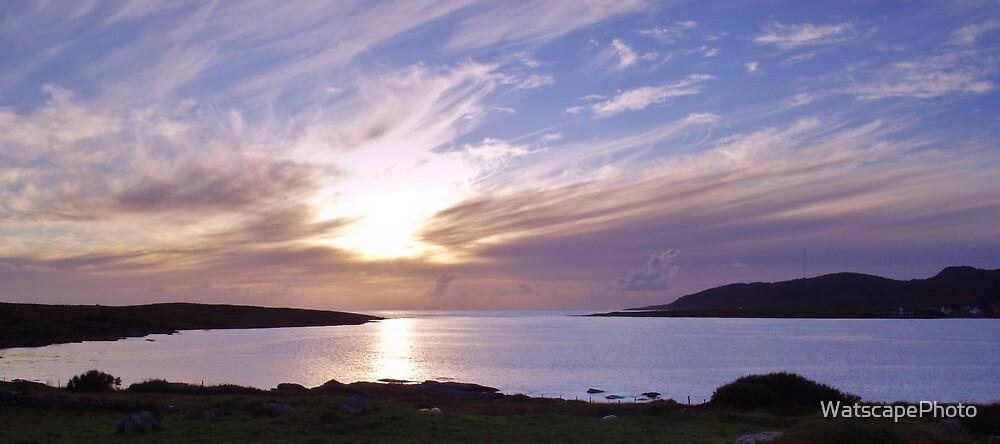 Evening at Trawenagh Bay by WatscapePhoto