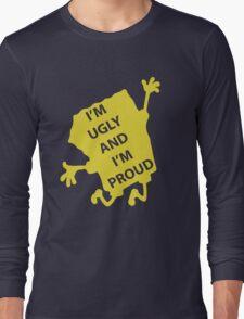 Spongebob - Ugly & Proud Long Sleeve T-Shirt