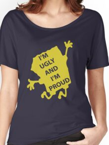 Spongebob - Ugly & Proud Women's Relaxed Fit T-Shirt