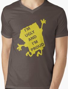 Spongebob - Ugly & Proud Mens V-Neck T-Shirt