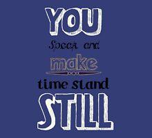 Time standing still Unisex T-Shirt