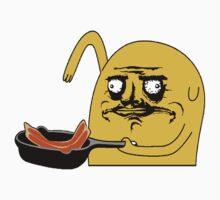Me Gusta Bacon Pancakes Kids Tee