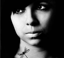 The Girl With The Dragonfly Tattoo by Sally Green