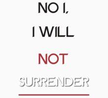 Surrender Kids Clothes