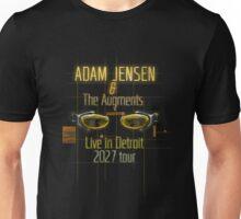 Adam Jensen and The Augments Unisex T-Shirt