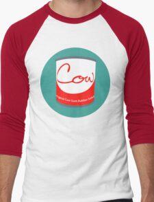 Cow Gum Men's Baseball ¾ T-Shirt