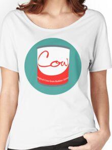 Cow Gum Women's Relaxed Fit T-Shirt