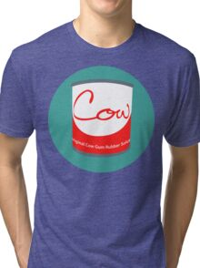 Cow Gum Tri-blend T-Shirt