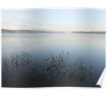 Lake St Peter Ontario Canada. Poster