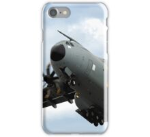 Airbus Military A400M Demonstrator EC-402 Aircraft iPhone Case/Skin