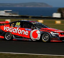 Vodafone Thompson/Wincup, Phillip Island 2011 by Kerrie Gerlach
