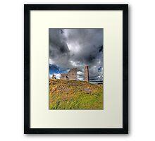 The Old Mine Framed Print
